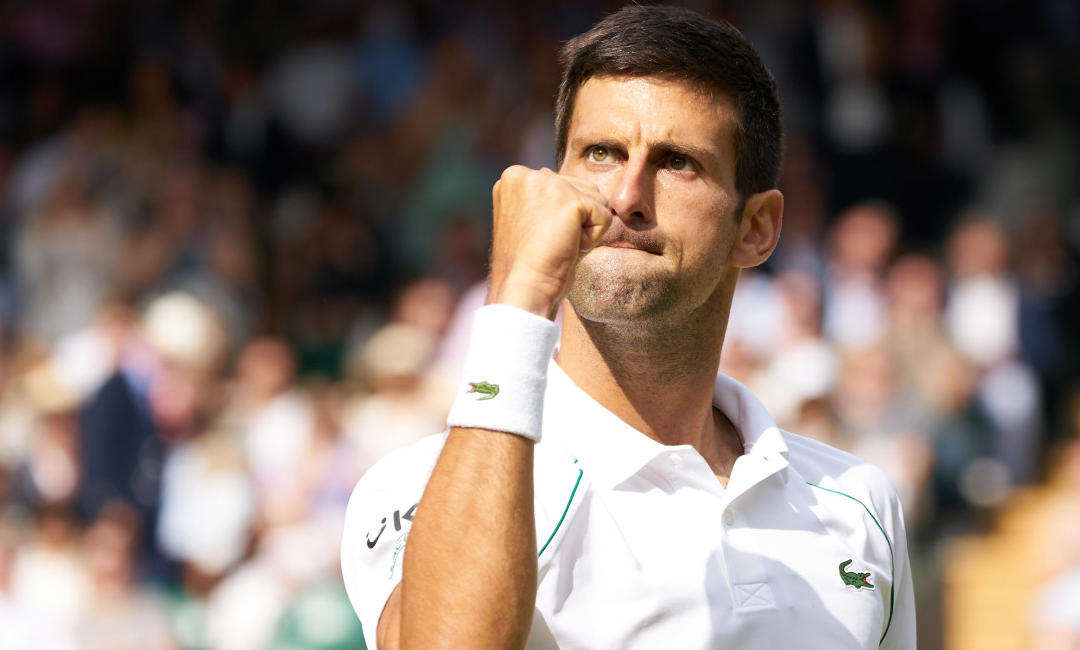 Novak Djokovic – The mentally strongest tennis player and what we can learn from him