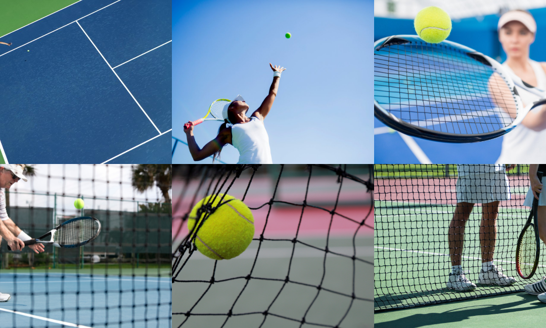 Why should you start playing tennis?