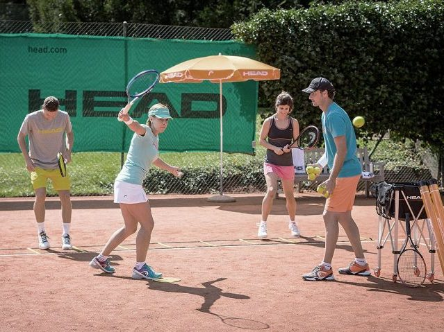 Adult group coaching lessons