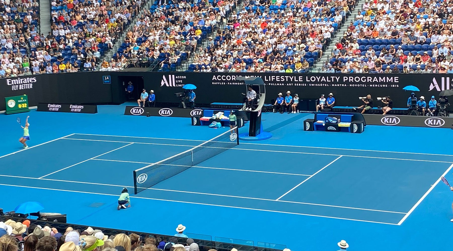 Australian Open Women's Singles Ash Barty