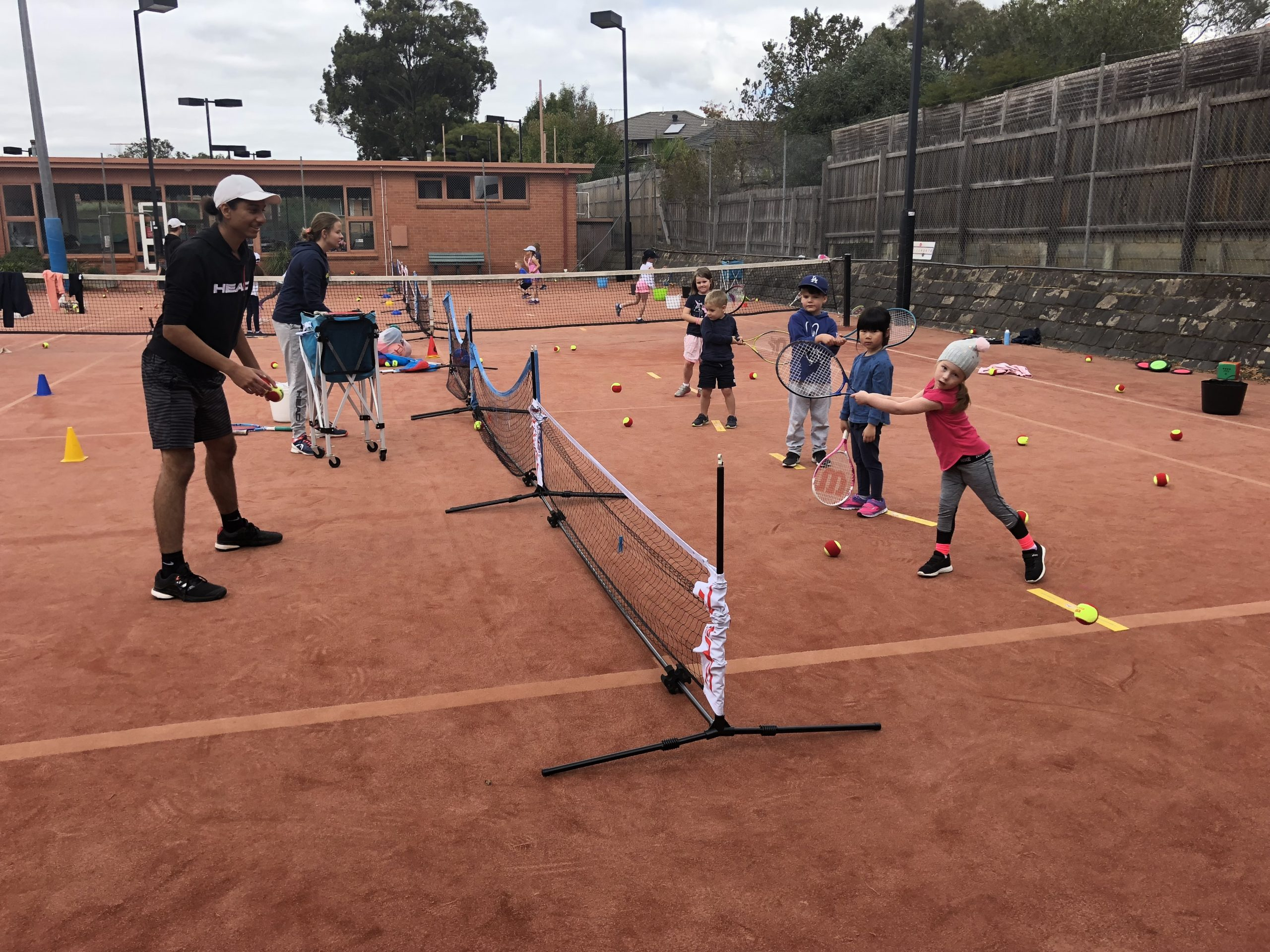 Term Group Tennis Lessons