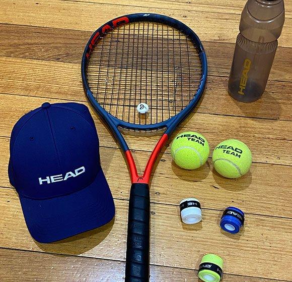 Head Tennis Accessories