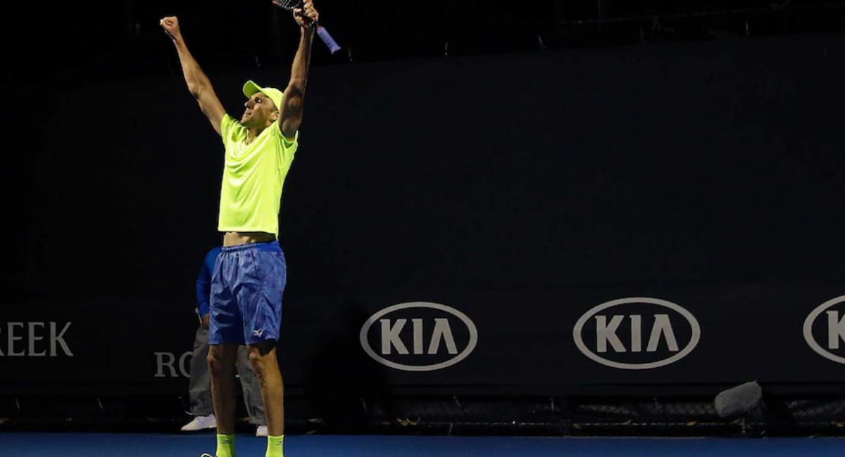 Ivo Karlovic Tennis Serves