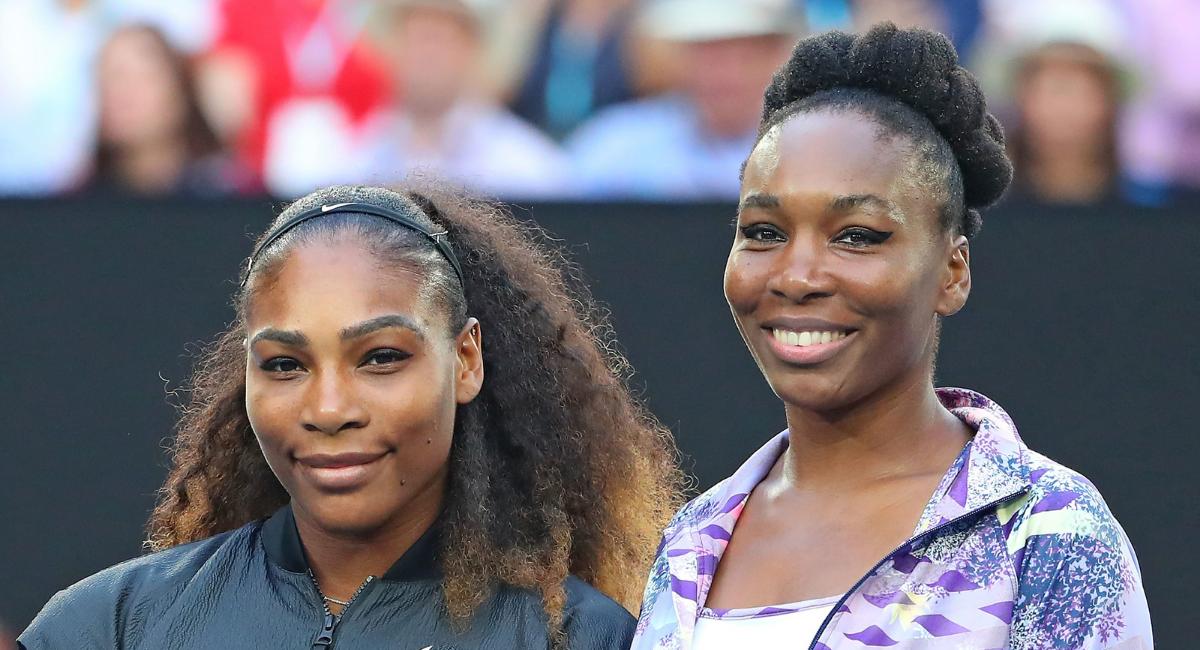 Tennis Rivalries between Serena Williams and Venus Williams