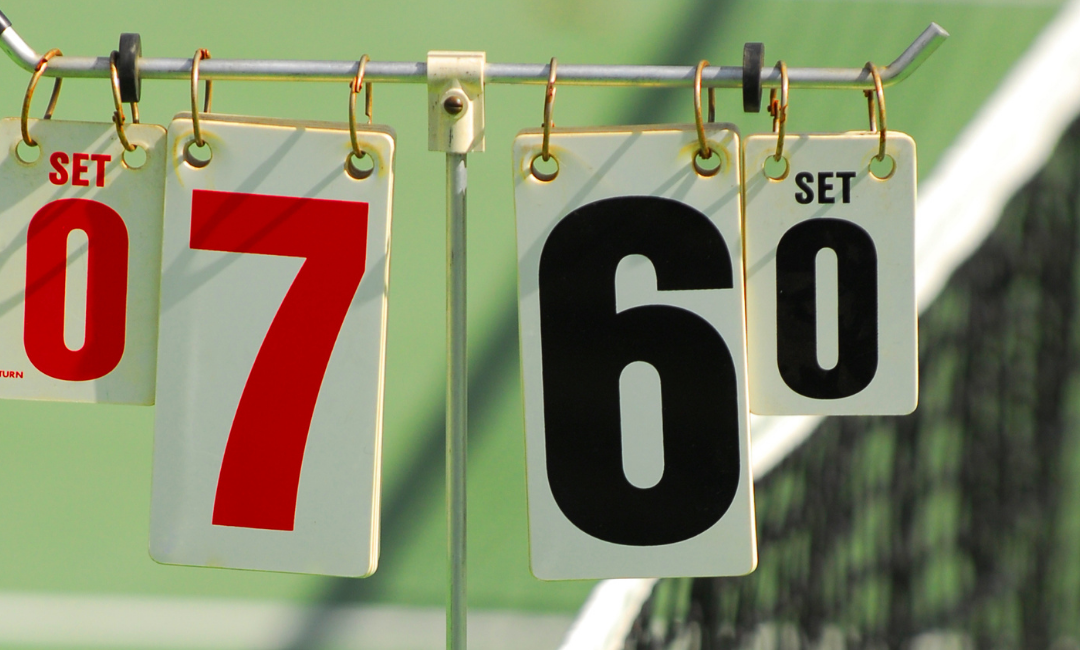 The History of the Tennis Scoring System